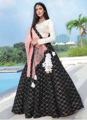 Aamna Sharif Readymade Lehenga Choli For Wedding
