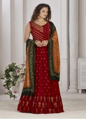 Aesthetic Designer Gown