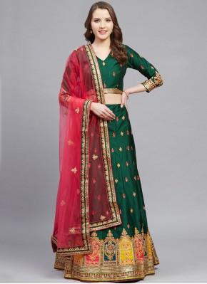 Aesthetic Designer Lehenga Choli For Wedding