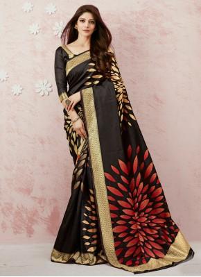 Appealing Weaving Silk Classic Saree