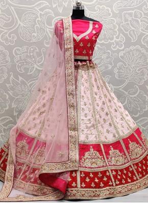Artistic Silk Lehenga Choli