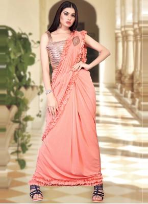 Aspiring Classic Designer Saree For Festival