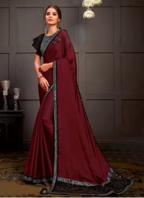 Aspiring Designer Saree For Party