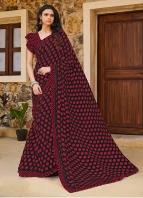 Astonishing Multi Colour Casual Traditional Saree