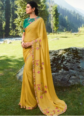 Astonishing Silk Classic Saree