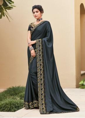 Astounding Silk Trendy Saree