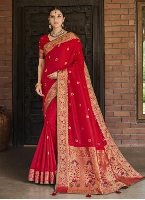 Awesome Silk Designer Traditional Saree