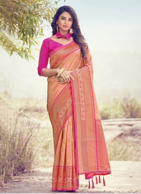 Beckoning Art Silk Traditional Saree