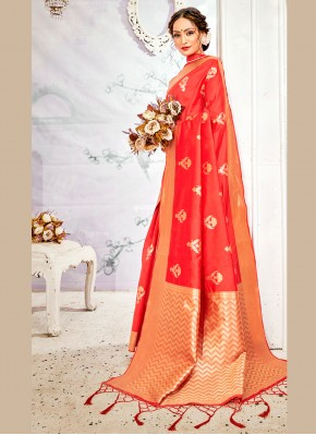 Beckoning Weaving Festival Designer Traditional Saree