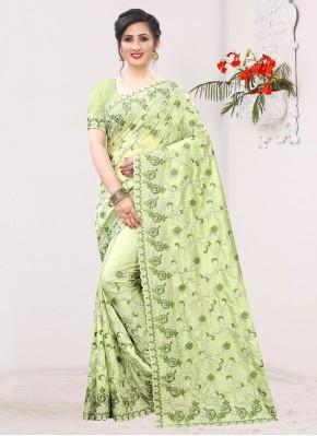 Best Silk Festival Designer Saree