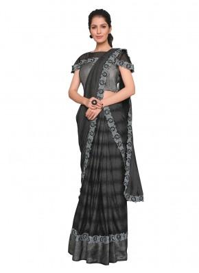 Capricious Designer Saree For Ceremonial