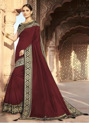 Captivating Silk Designer Traditional Saree