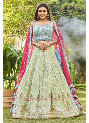 Celebrity style Preferable Readymade Lehenga Choli