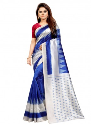 Charismatic Traditional Saree For Casual