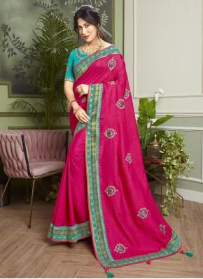 Chitrangada Singh Fancy Fabric Resham Traditional Designer Saree