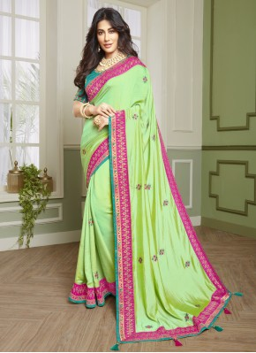 Chitrangada Singh Fancy Fabric Sangeet Designer Traditional Saree