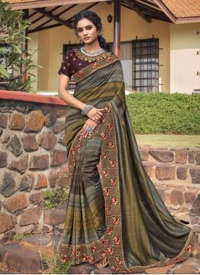 Classical Classic Designer Saree For Festival