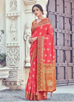 Classical Silk Festival Designer Traditional Saree