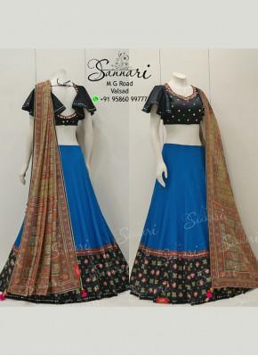 Cotton Silk Readymade Lehenga Choli