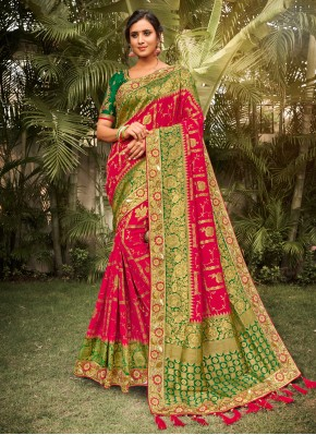 Dashing Classic Saree For Party