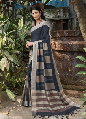 Delectable Woven Traditional Designer Saree