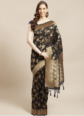 Delightful Silk Designer Saree