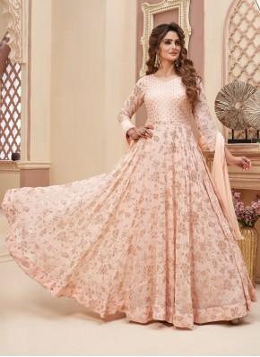 Deserving Anarkali Suit for Engagement
