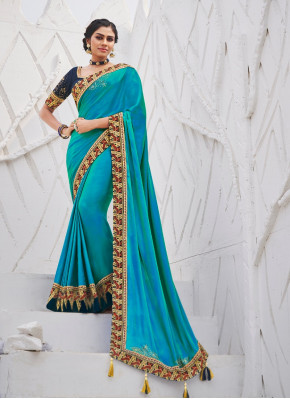 Designer Saree for Festive and Party Wear