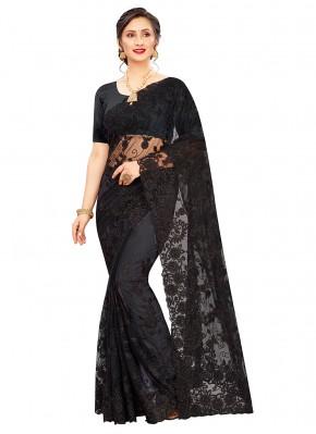 Desirable Resham Trendy Saree