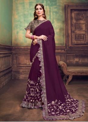 Desirable Zari Classic Saree