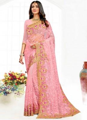 Dilettante Resham Wedding Classic Designer Saree