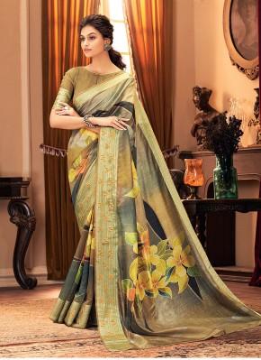 Dilettante Silk Traditional Saree