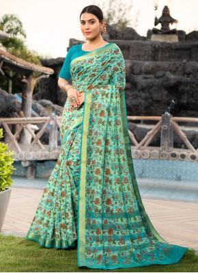 Divine Weaving Casual Contemporary Saree
