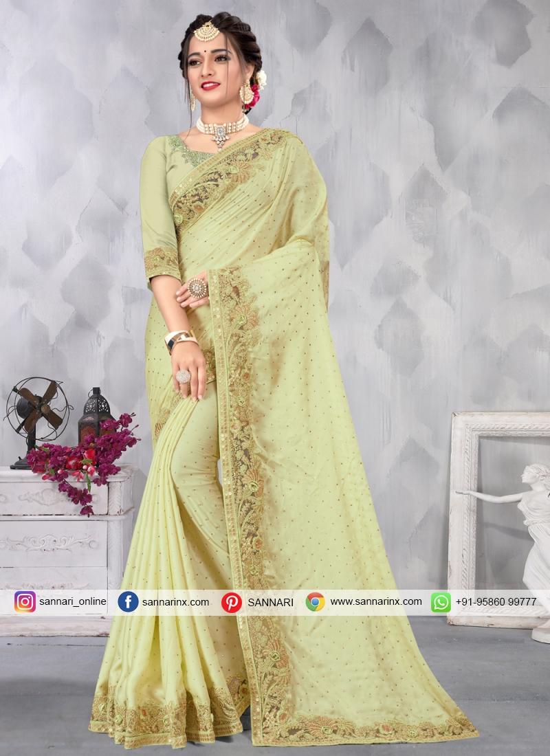 Elite Classic Designer Saree For Ceremonial