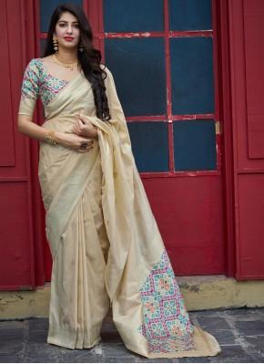 Elite Weaving Classic Designer Saree