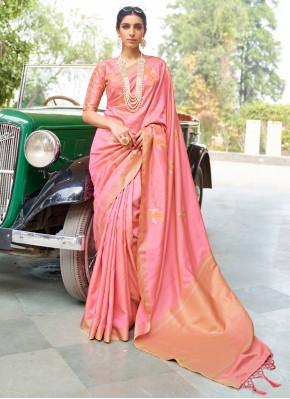 Excellent Banarasi Silk Designer Traditional Saree