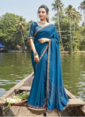 Exciting Printed Saree For Casual