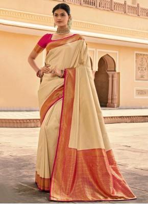 Exotic Woven Designer Saree