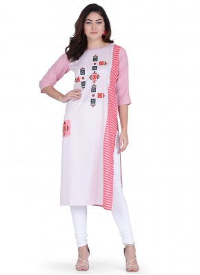 Extraordinary Party Wear Kurti For Festival