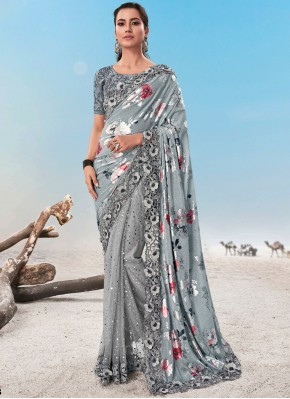 Extraordinary Resham Ceremonial Classic Saree