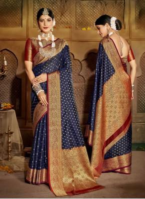 Fab Silk Festival Traditional Saree
