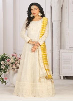 Fabulous Designer Gown for Engagement
