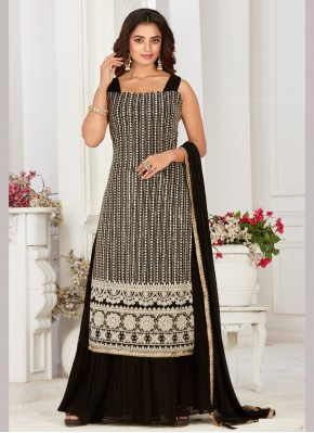 Fetching  Georgette Designer Ready made Palazzo Dress