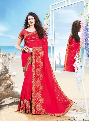 Fetching Silk Designer Traditional Saree