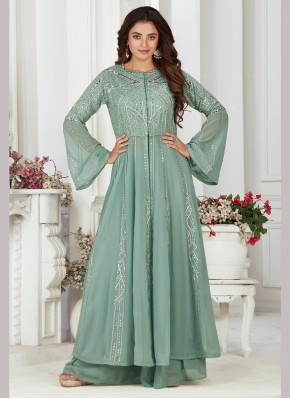 Georgette for Engagement
