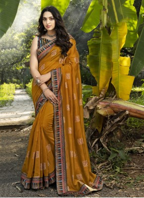 Glorious Digital Print Classic Saree