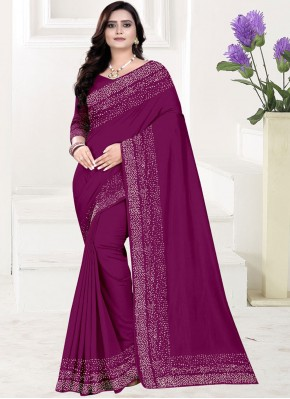Gripping Silk Fancy Traditional Saree