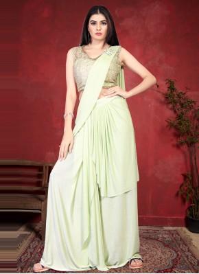 Groovy Sequins Classic Designer Saree