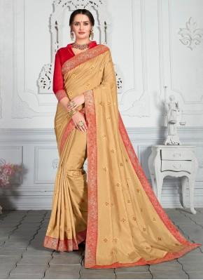 Haute Gold Resham Classic Saree