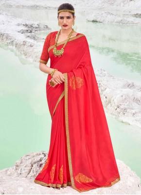 Haute Vichitra Silk Classic Designer Saree